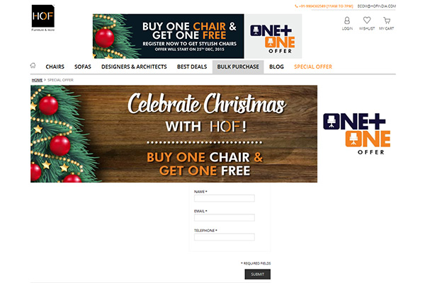 Christmas Offers Online