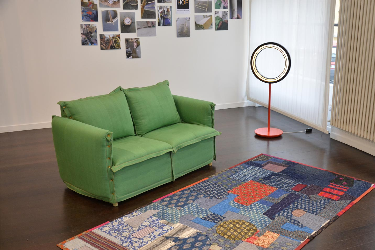 Hof ruled the international design fair at milan italy for International decor furniture
