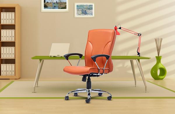 ergonomic revolving chair