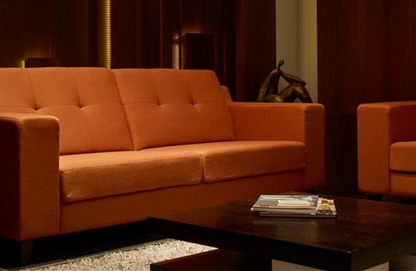 premium fabric sofa