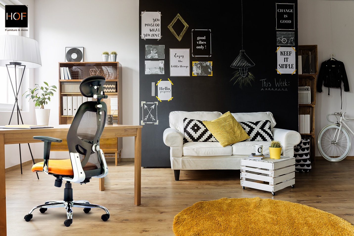 Creatively Adorn Your Home With Premium Chairs And Decor Pieces Hof