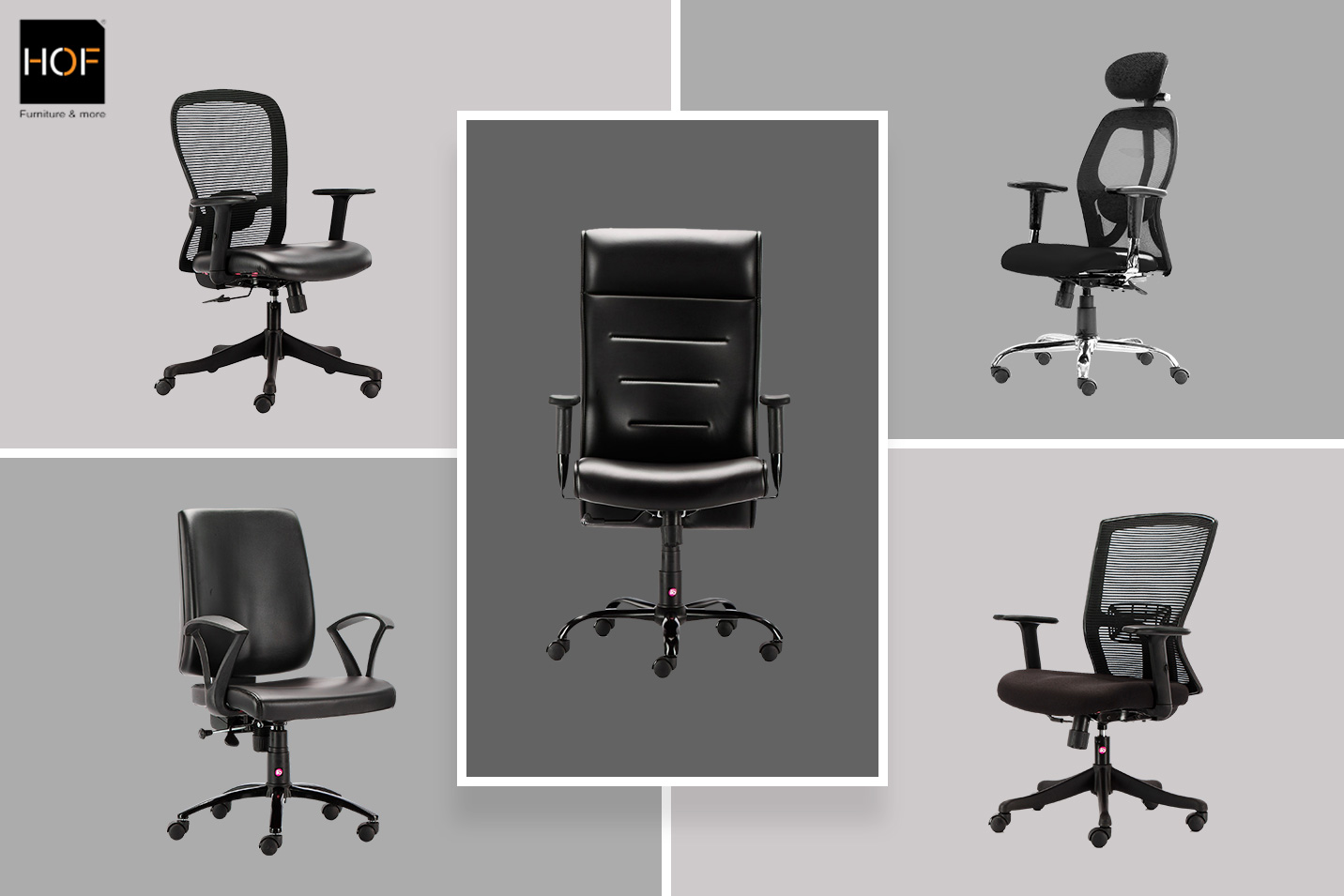 Office chairs under INR 10K