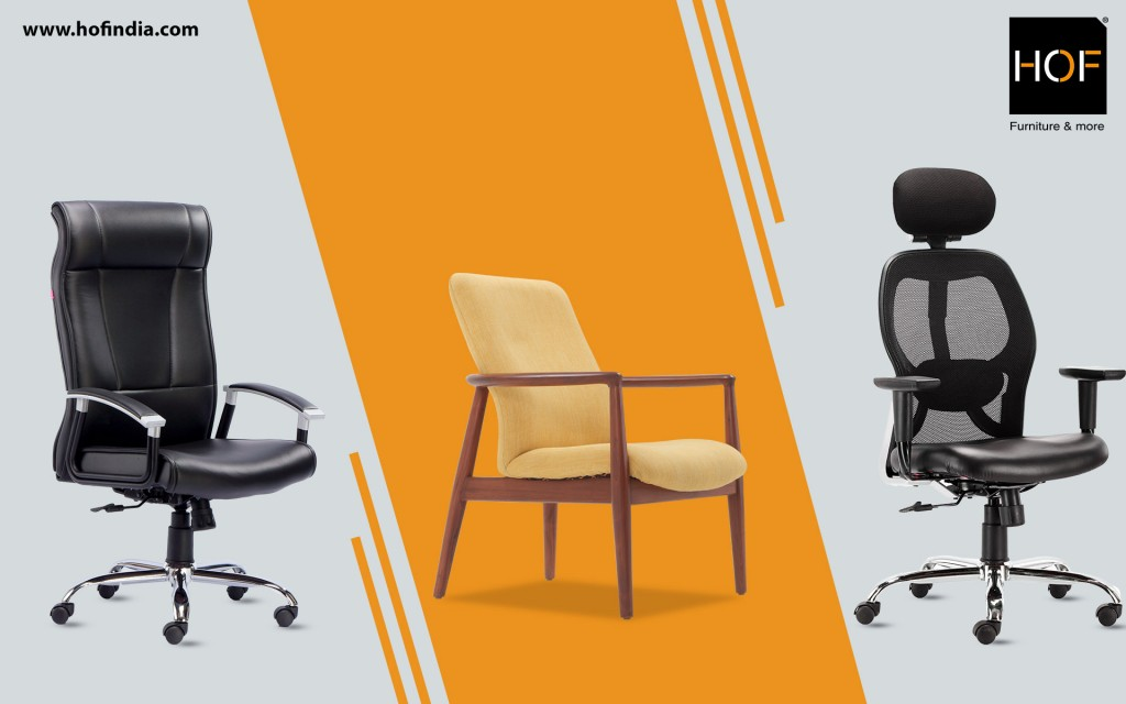 HOF Office Chairs-Material Matters
