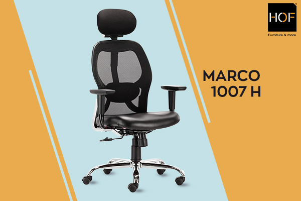 HOF Professiona Mesh Back Executive Chair-Marco 1007