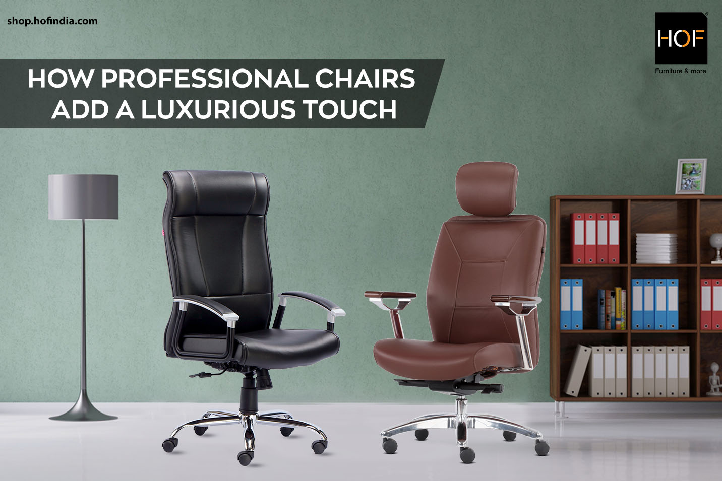 Professional Chairs are form of a luxury