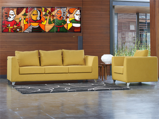 Be Art Smart - HOF Sofas