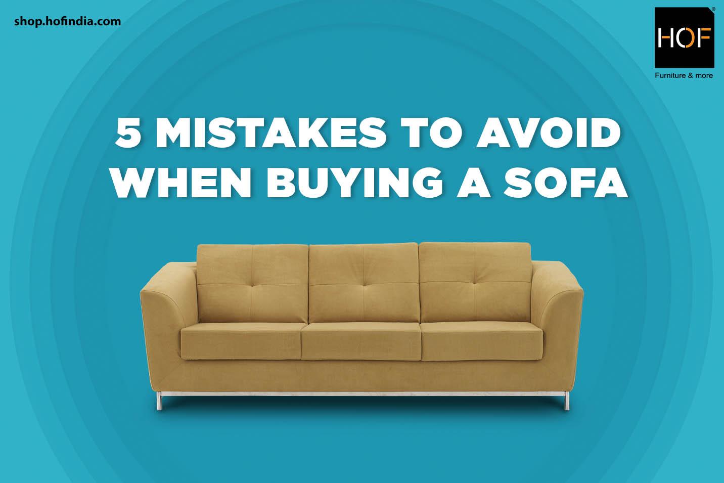 buy affordable sofa set online by HOF