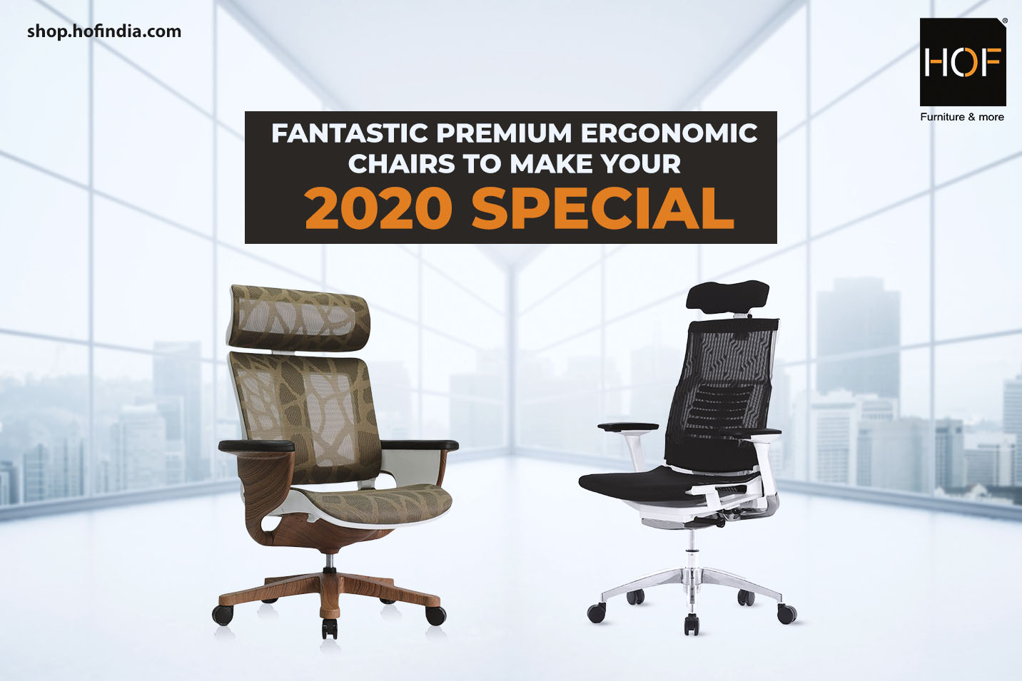 Fantastic premium ergonomic chairs to make your 2020 special