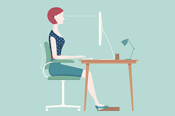 Give your workplace an ergonomic makeover with these 5 tips