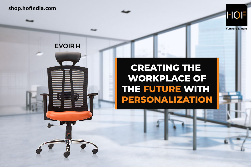 Creating the workplace of the future with personalization