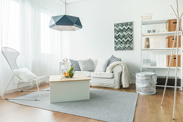Top 7 expert-approved ways to save money while decorating a living room