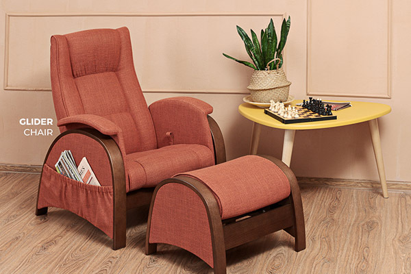 Revamp your decor with exotic chairs