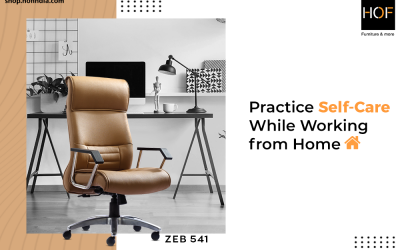 Practice Self-Care While Working from Home