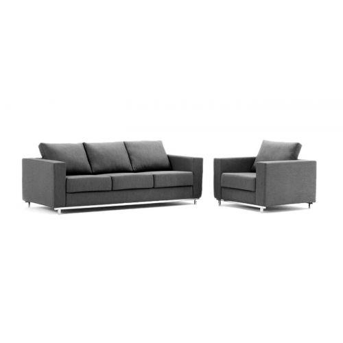 HOF - Premium Fabric Sofa - Breva