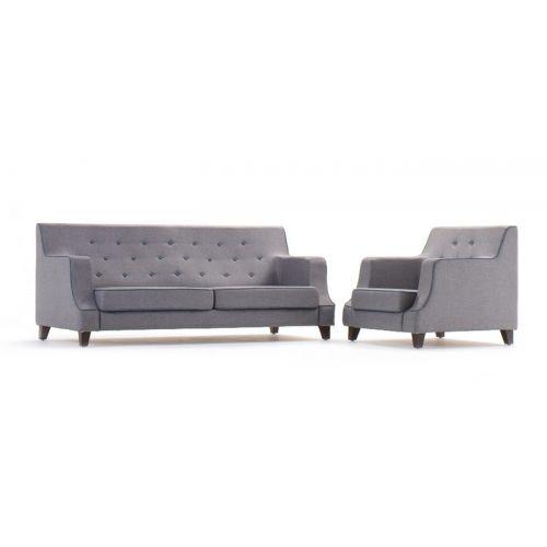 Premium Fabric Sofa - Renzo