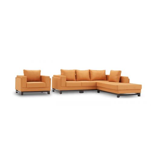 HOF - Premium Fabric Sofa - Serio