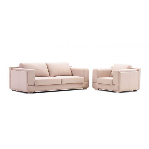 HOF - Premium Fabric Sofa - Basilio