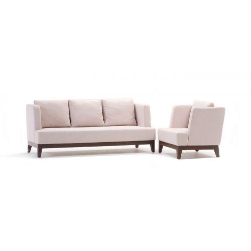 HOF - Premium Fabric Sofa - Vera